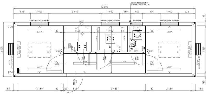 wohncontainer. Black Bedroom Furniture Sets. Home Design Ideas
